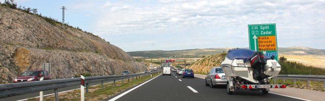 Chorwackie autostrady