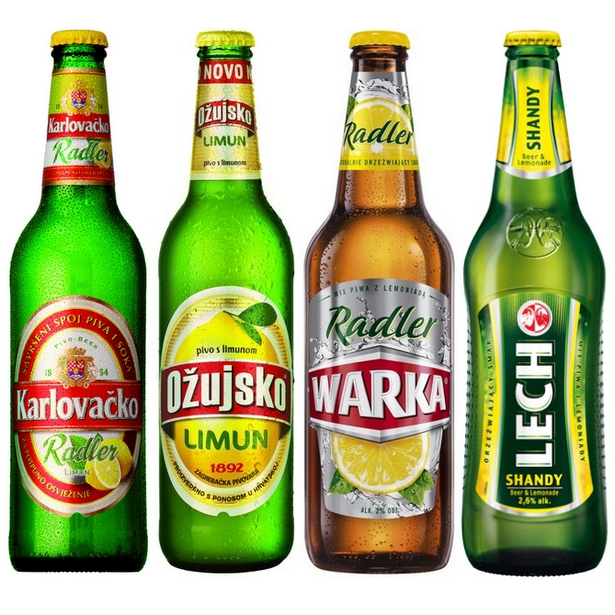 Chorwackie i polskie piwa