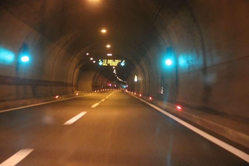 Tunele w Chorwacji