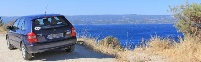Samochodem do Chorwacji