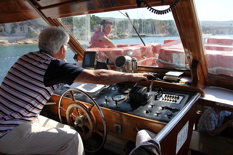 Podróż statkiem z Omisa