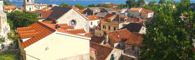 Omiš Chorwacja