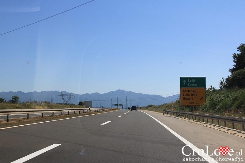 Ceny autostrad w Chorwacji