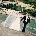 Plener ślubny w Chorwacji