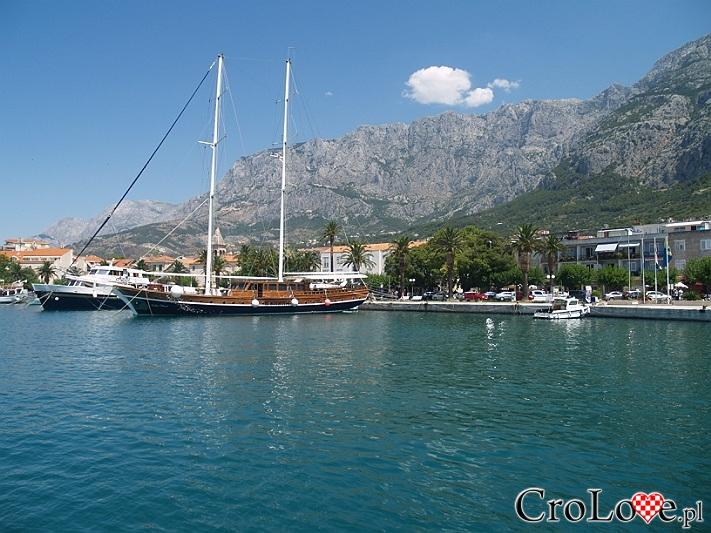 Jachty i statki w Chorwacji