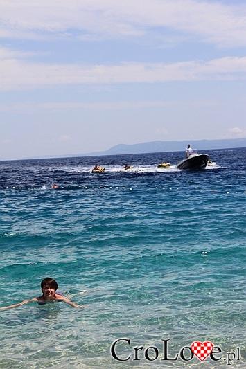 Plaża Zlatni Rat (Złoty Róg) w Bol