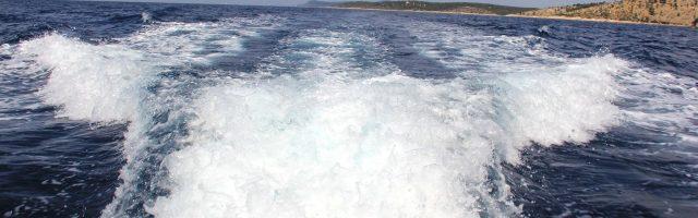 Rejs statkiem wokół wyspy Brač