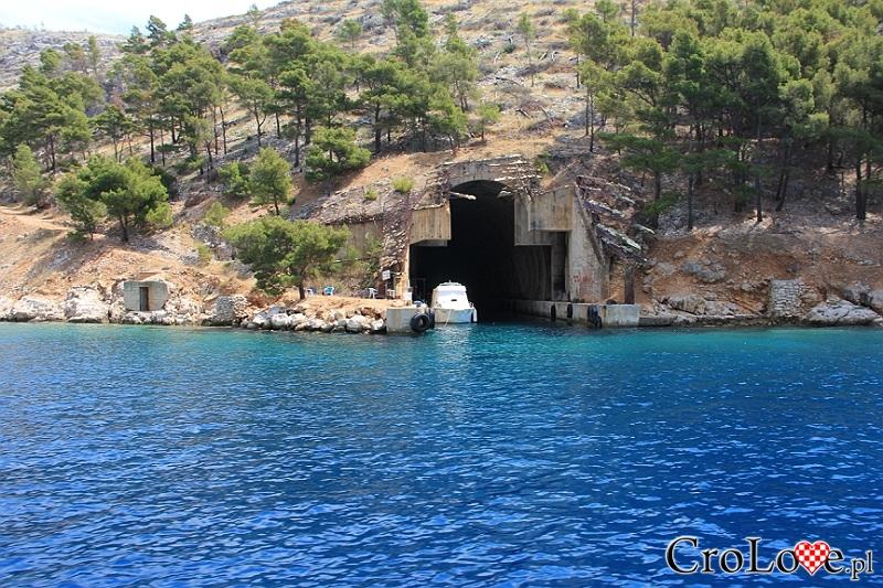 Schron dla statków i łodzi podwodnych