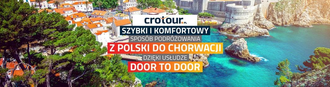 Busem do Chorwacji z CroTour.pl