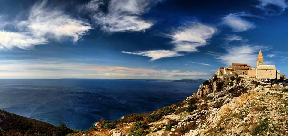Lubenice - wyspa Cres