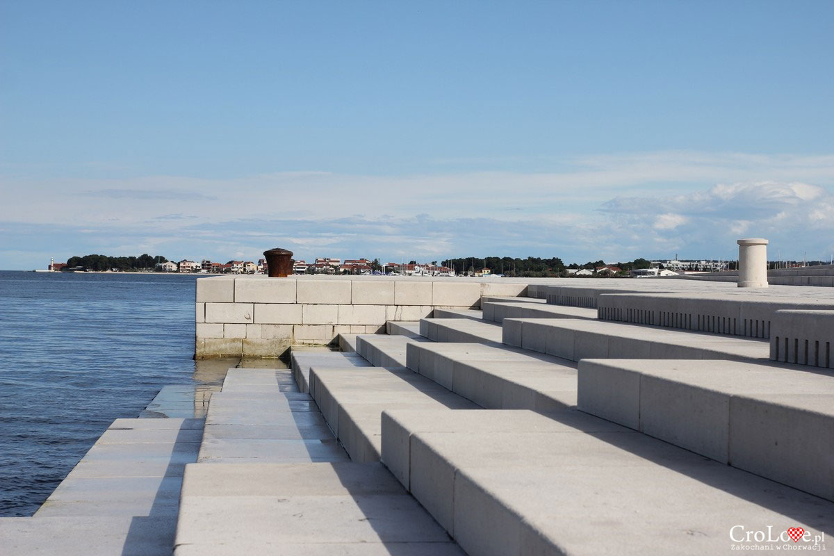 Organy morskie w Zadarze