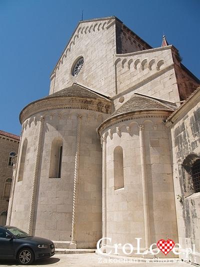 Katedra Świętego Wawrzyńca w Trogirze