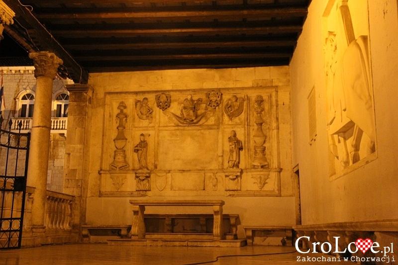 Loggia miejska w Trogirze