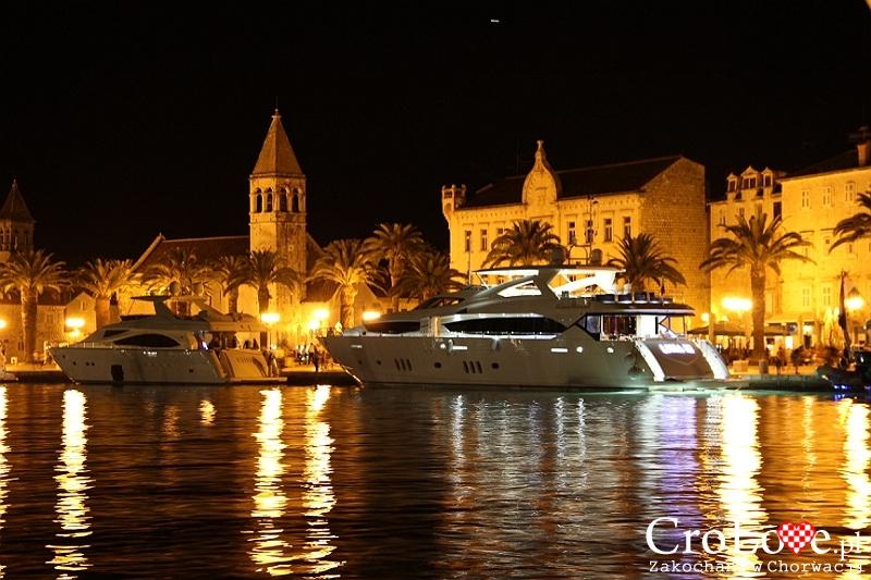 Przystań w Trogirze