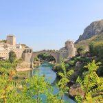 Mostar – wielokulturowe miasto w Bośni i Hercegowinie