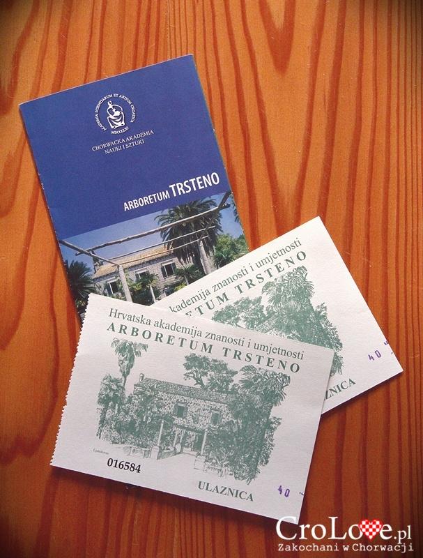 Bilety i przewodnik po Arboretum Tsteno