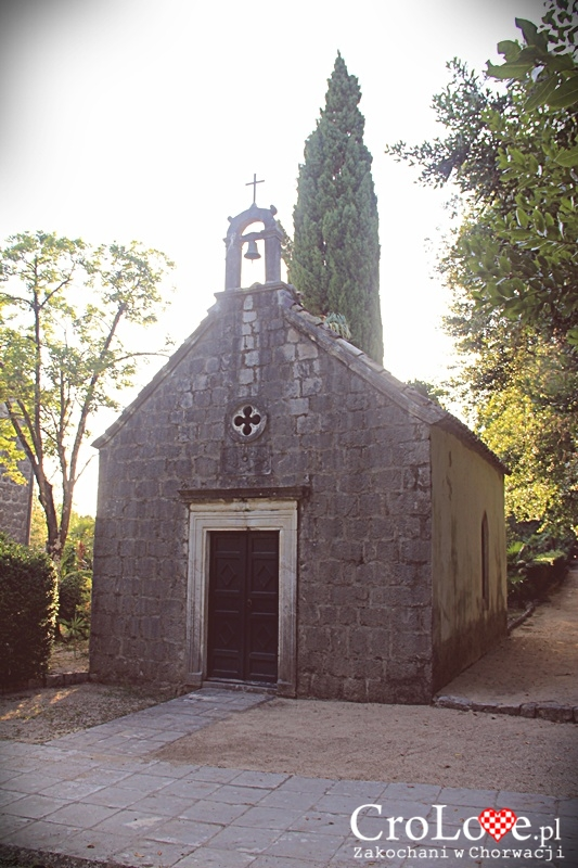 Kaplica św. Hieronima w Arboretum Trsteno