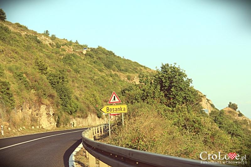 Wjazd na wzgórze Srđ w Dubrowniku