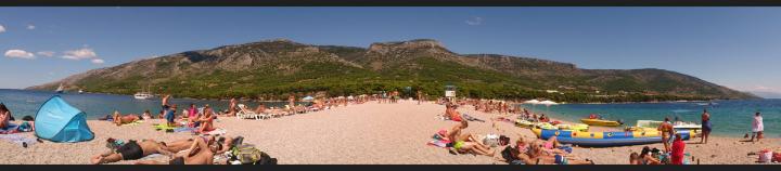 Plaża Zlatni Rat w Bol