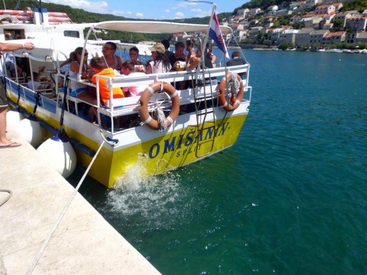 Statek Omišanin