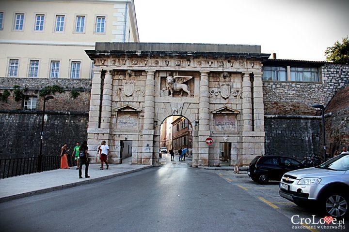 Brama lądowa
