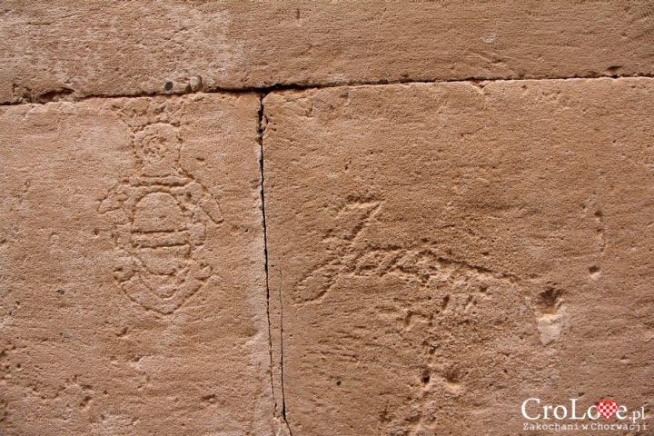 Napisy na murach Dubrownika