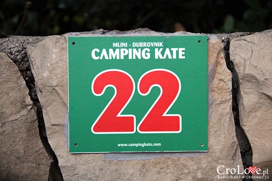 Kemping Kate w Mlini