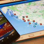 Aplikacje mobilne pomocne w podróży po Chorwacji w 2019