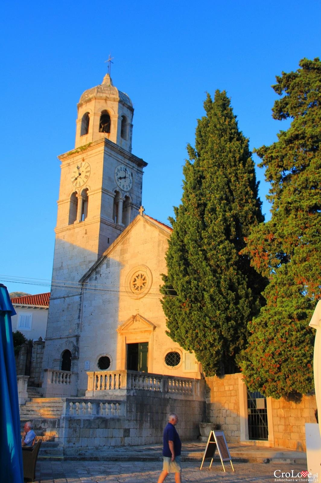 Kościół w. Mikołaja w Cavtacie