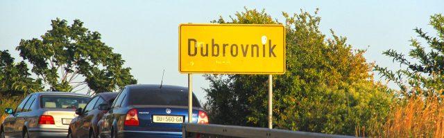 Dubrownik w Chorwacji