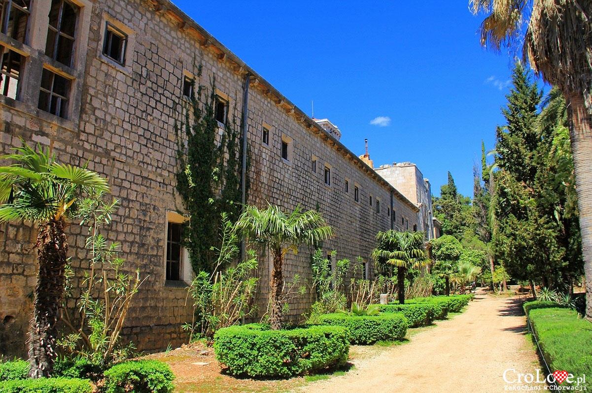 Klasztor Benedyktynów na wyspie Lokrum