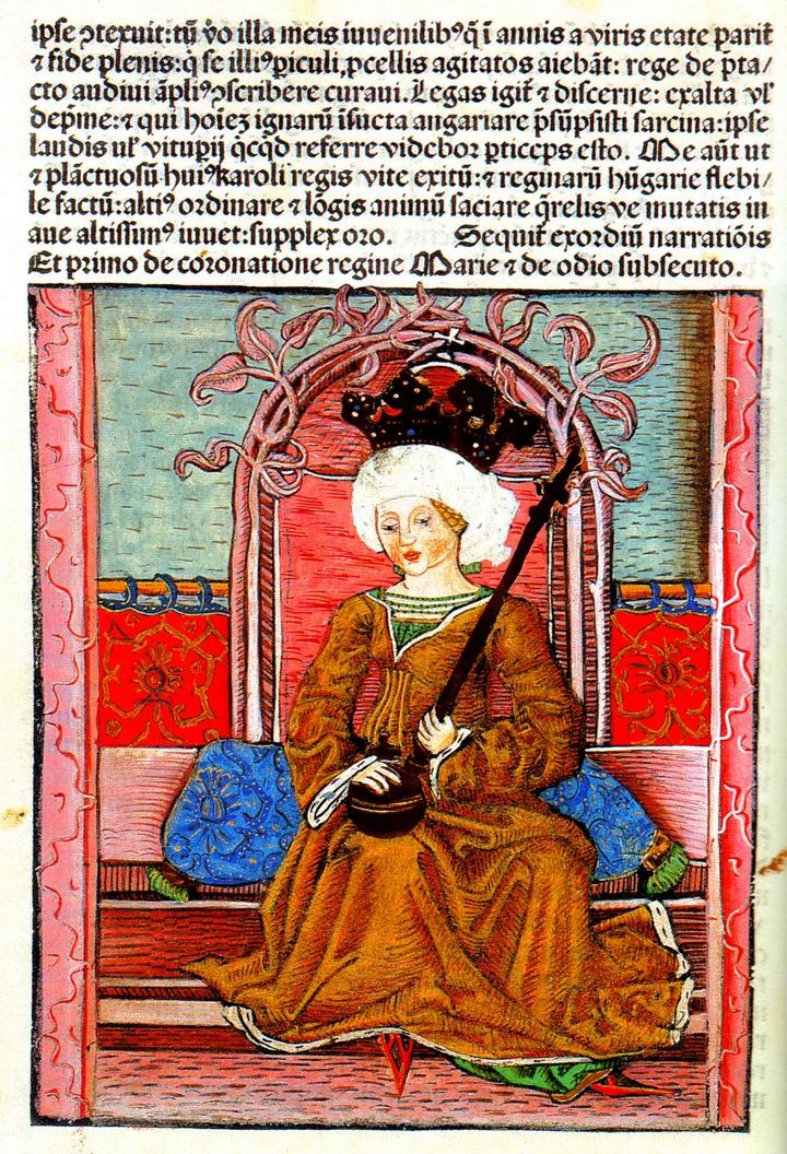 Maria Andegaweńska (fot. Wikipedia)