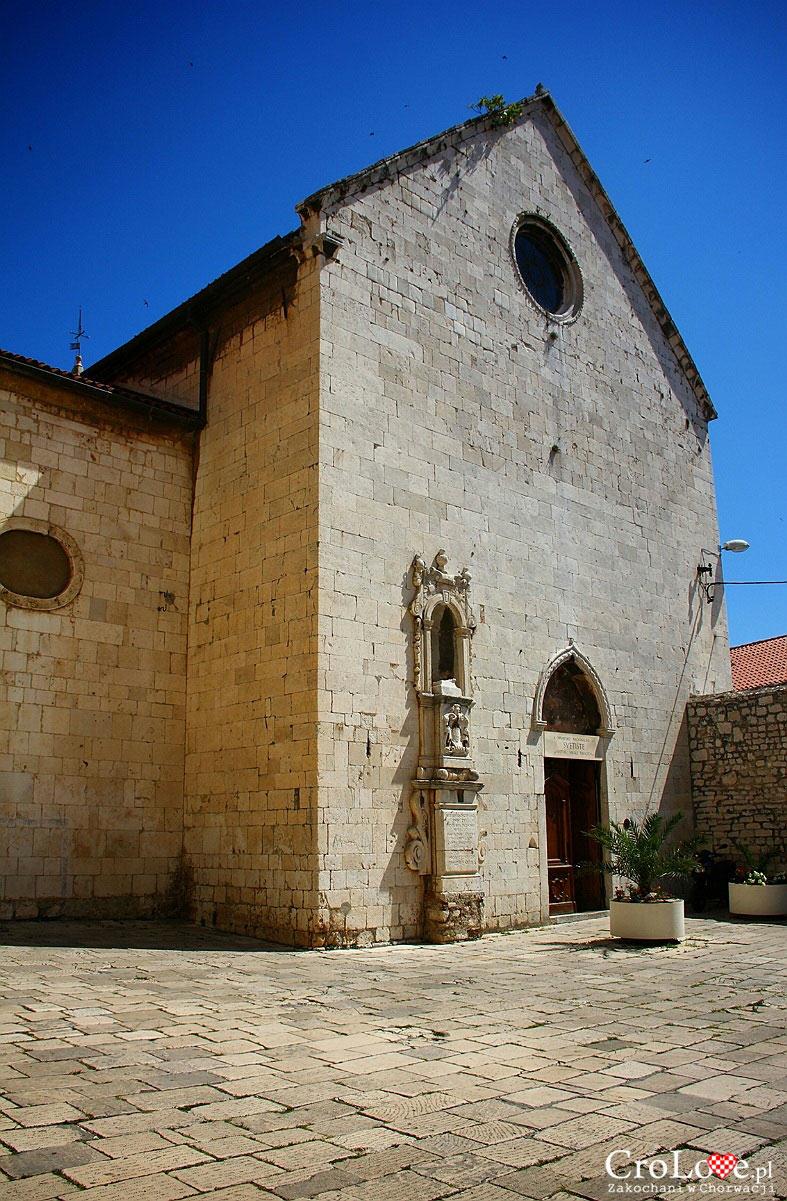 Sanktuarium św Mikołaja Tavelić w Šibeniku