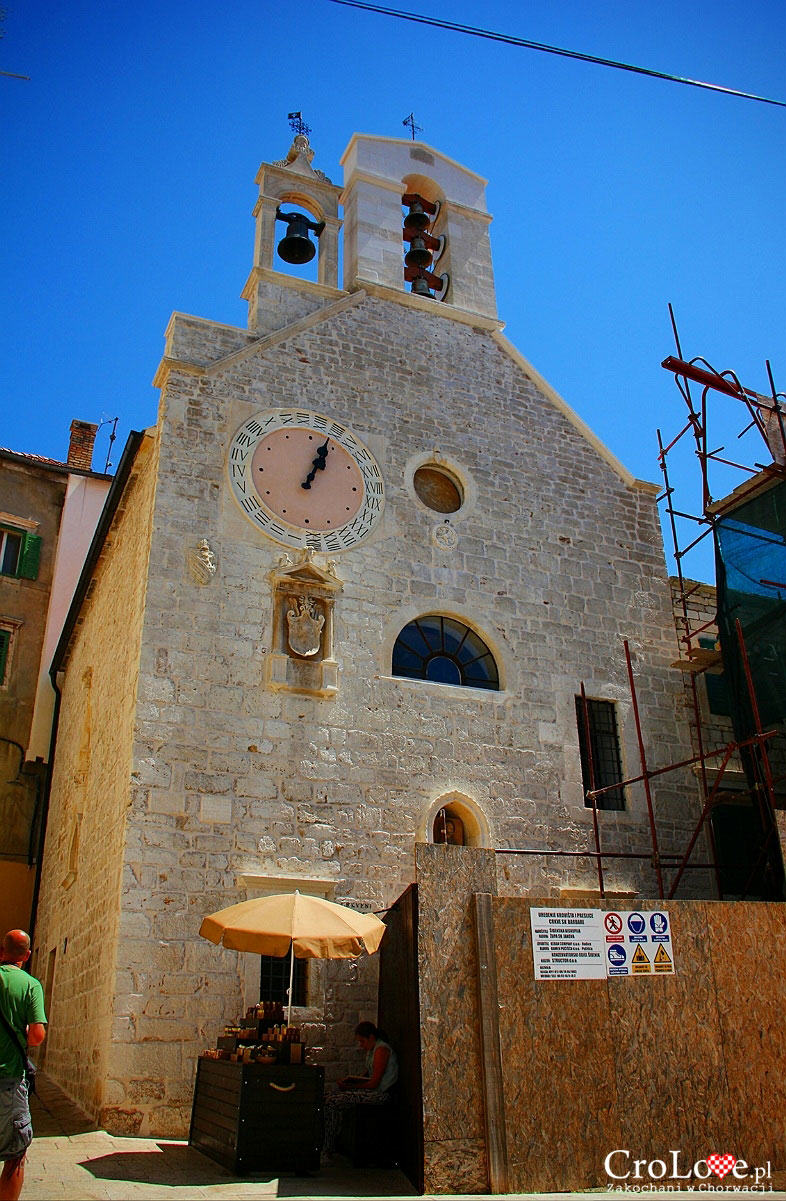 Kościół w. Barbary w Šibeniku