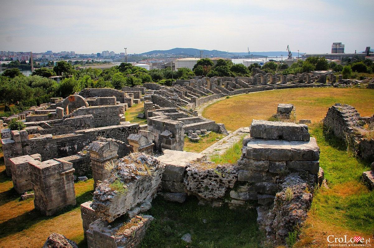 Amfiteatr w Salonie