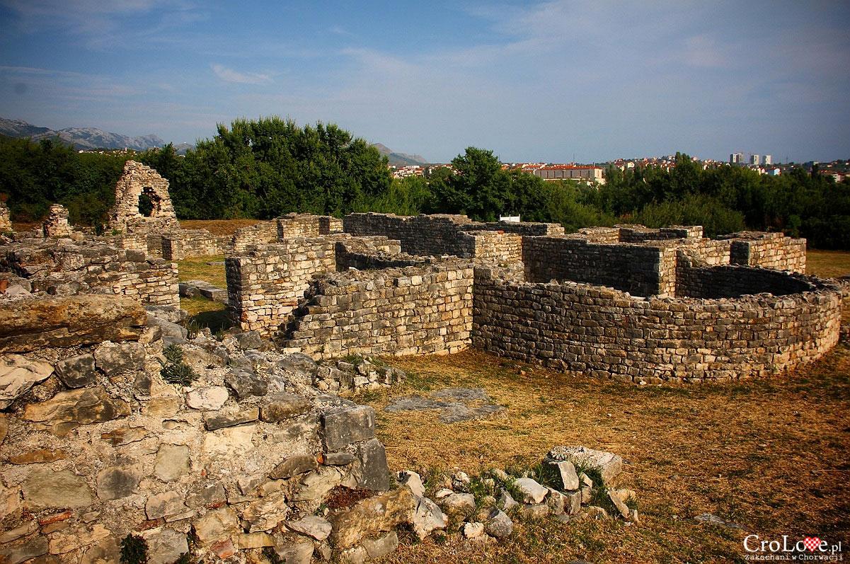 Centrum diecezjalne z Salonie
