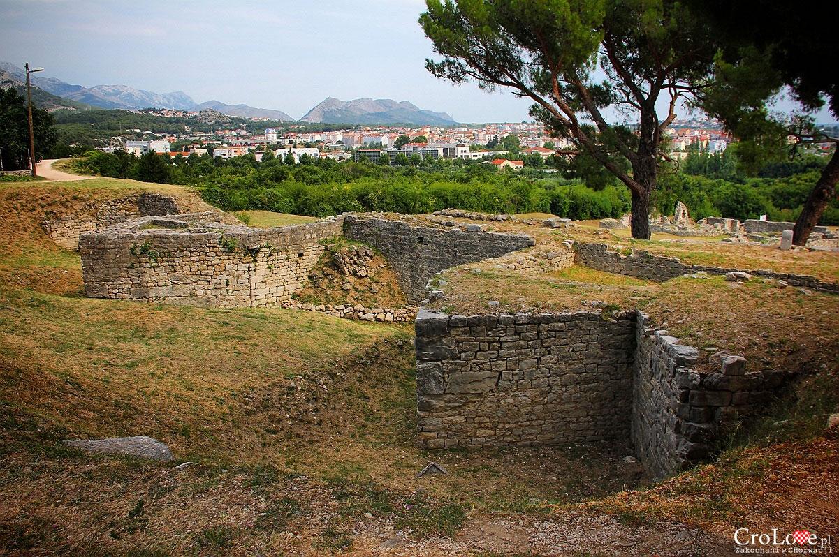Mury miejskie wSalonie