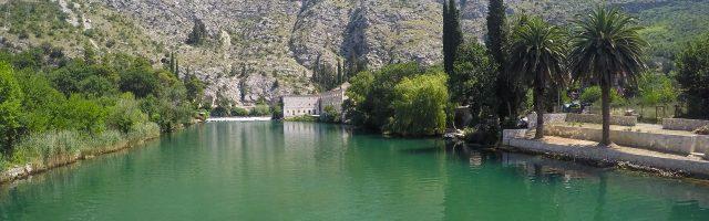 Ombla – najkrótsza rzeka w Europie