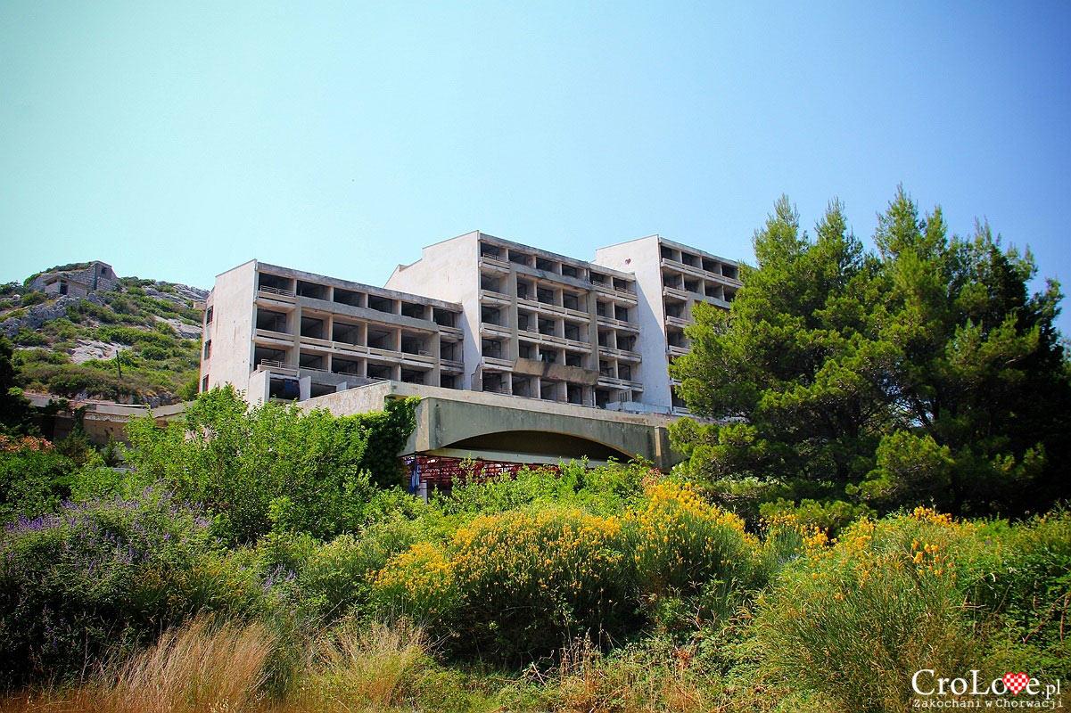 Hotel Goričina I w Kupari