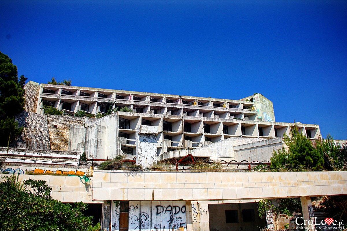Hotel Goričina II w Kupari