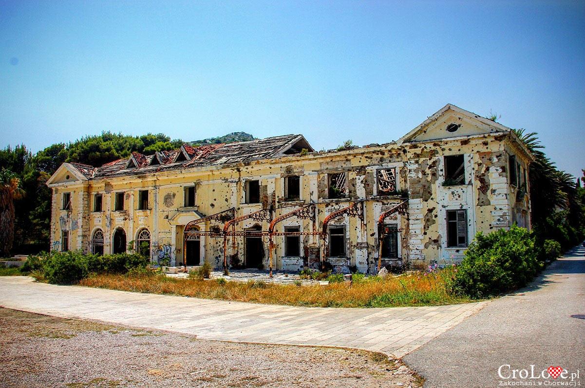 Grand Hotel w Kupari