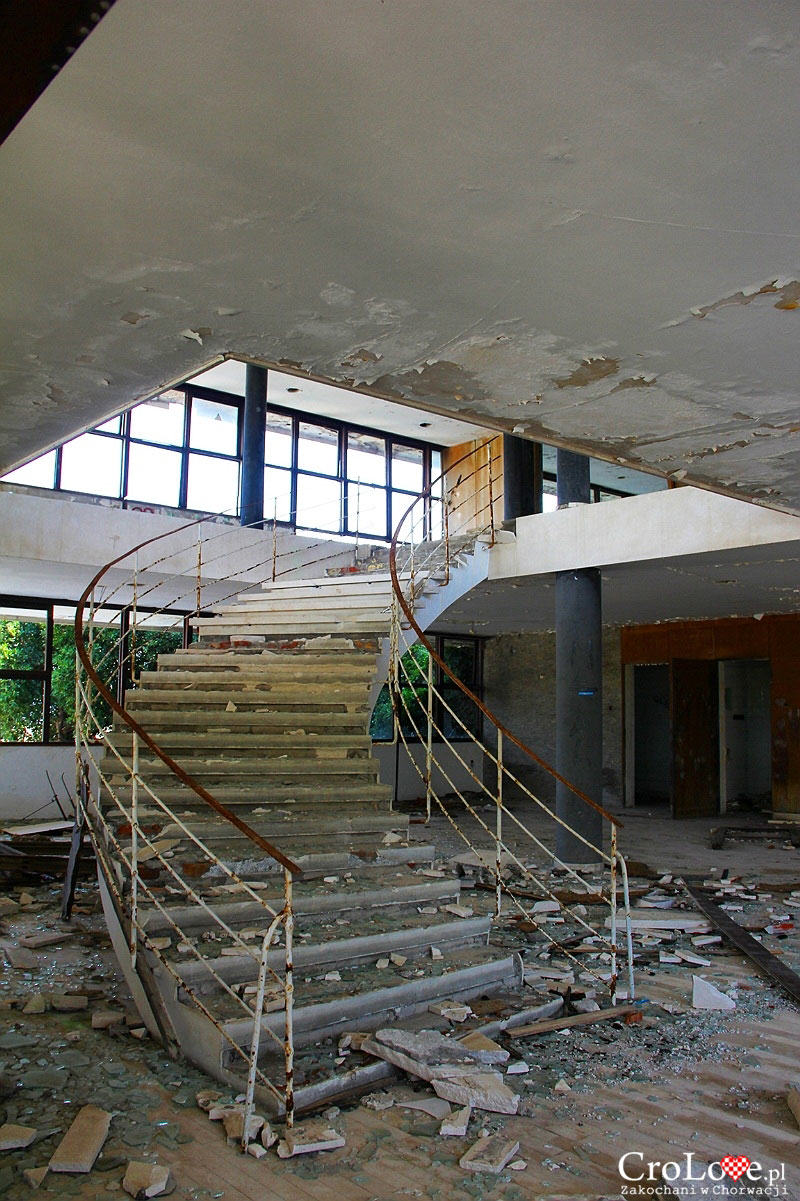 Hotel Pelegrin w Kupari