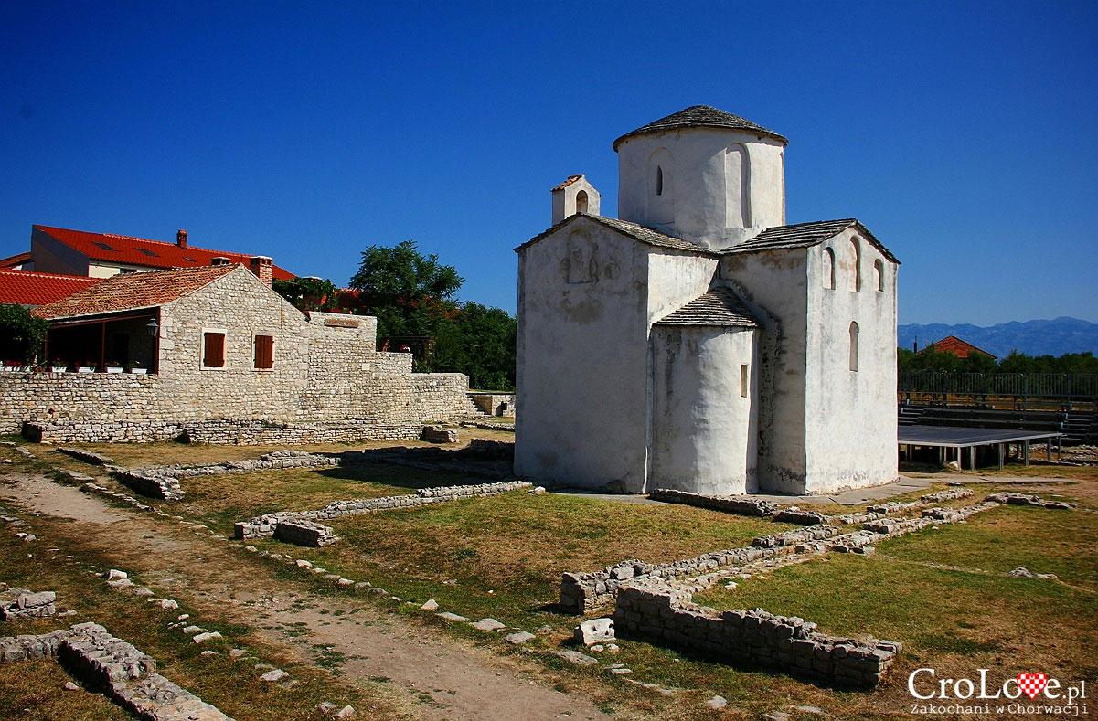 Kościół Św Krzyża w Nin