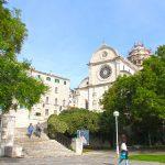 Šibenik – zabytkowe miasto kuszące zatoką