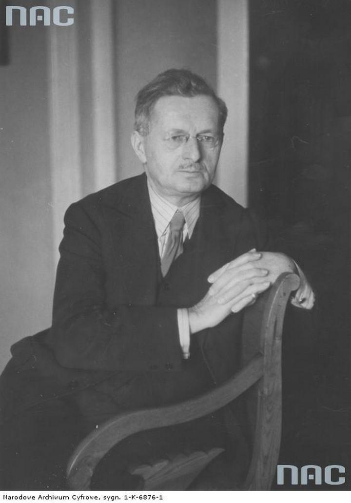 Ludomir Michał Rogowski (źródło: Narodowe Archiwum Cyfrowe)