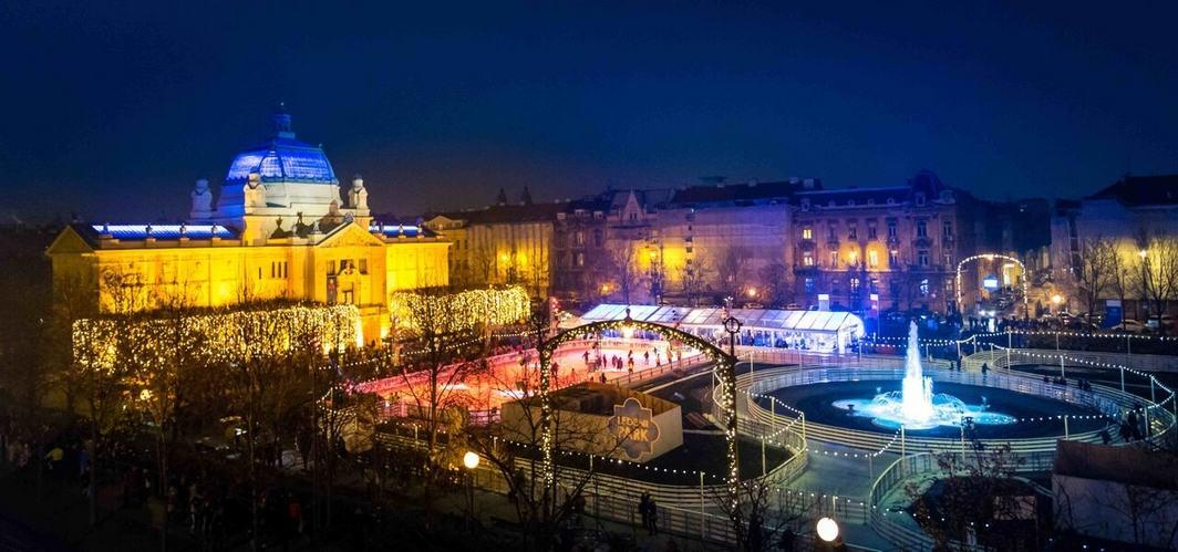 Plac króla Tomisława w Zagrzebiu