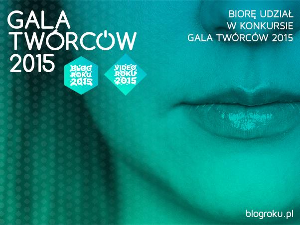 CroLove bierze udział w konkursie Blog Roku 2015