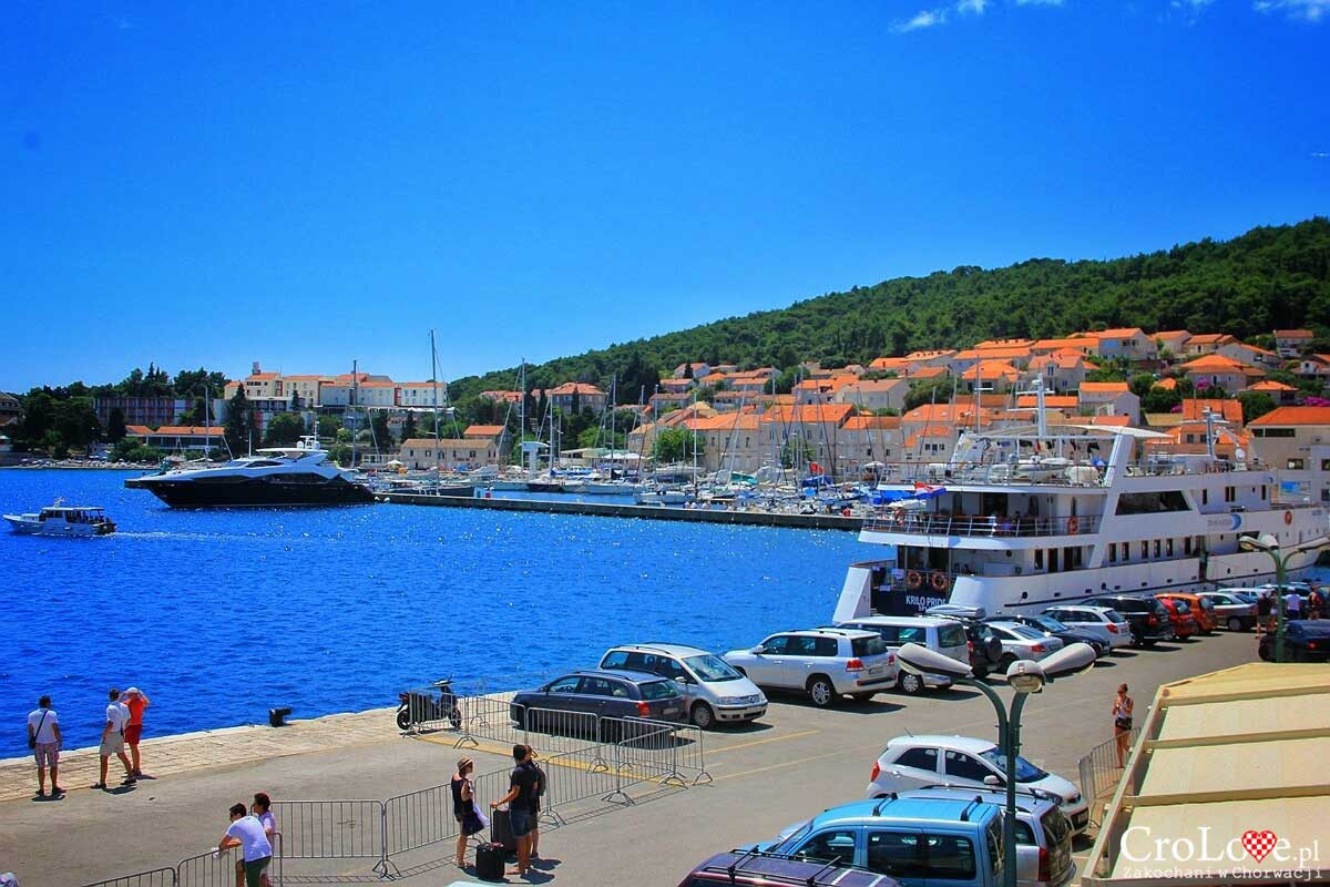 Port w Korčuli