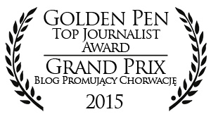 Golden Pen Award GRAND PRIX dla CroLove