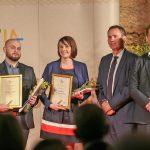 Nagroda Złote Pióro 2015 dla CroLove !!!